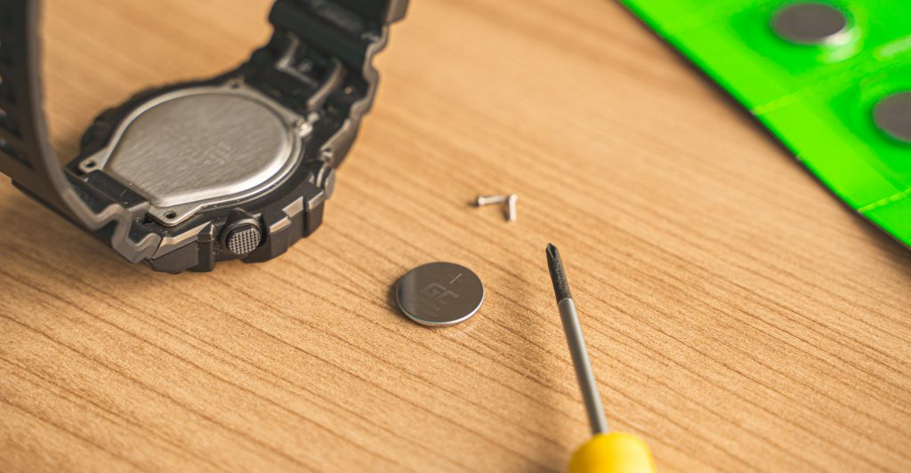 Button batteries and 3V specialist batteries – new from Green Cell