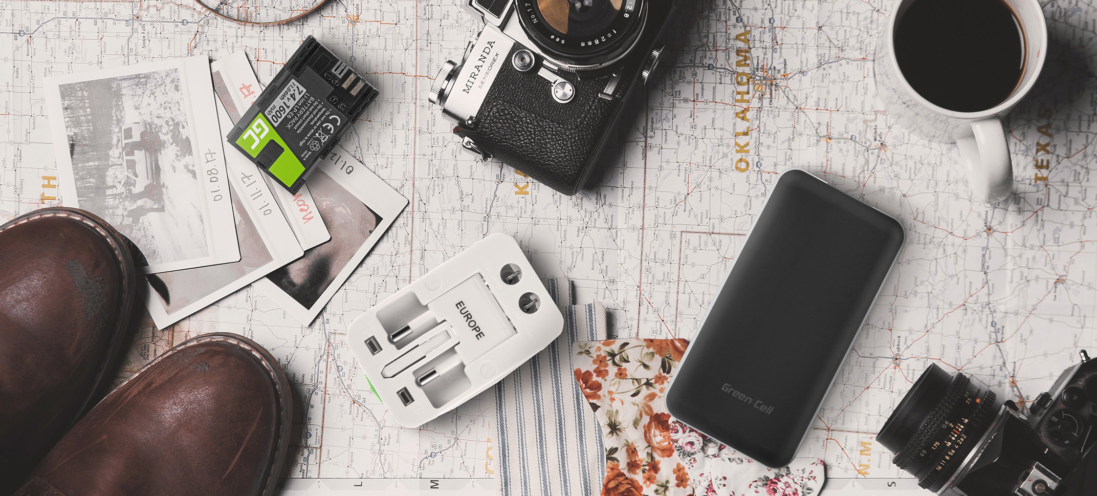 7 electronic gadgets needed for travel