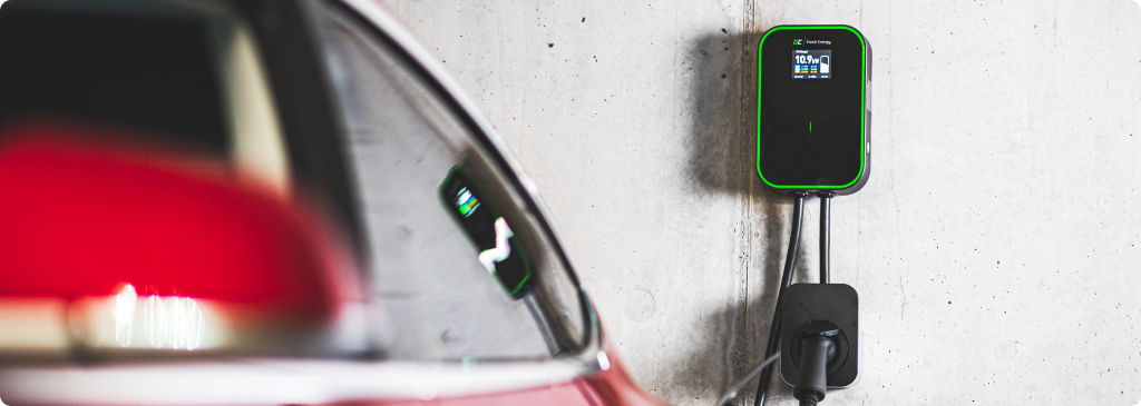 How to charge an electric car in your own garage?