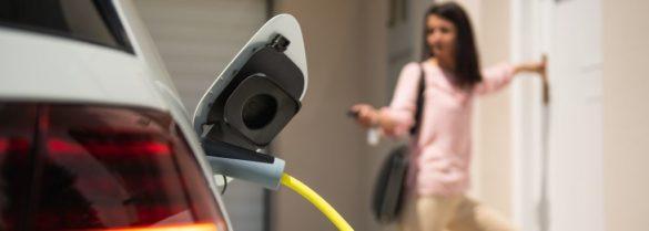charging mobile car