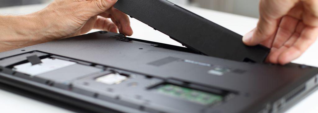 build in battery laptop