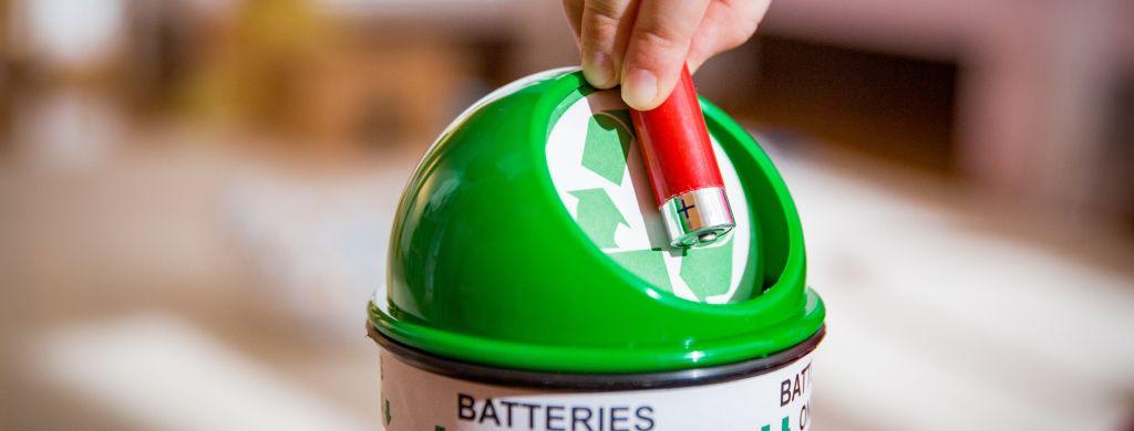 battery recykling
