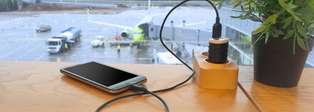 fast charging a phone