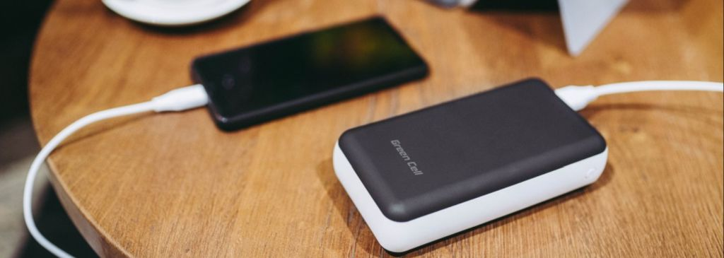 powerbanks from green cell